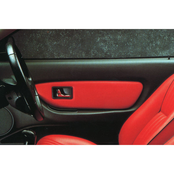 Pair of Leather Door Pods (MKI)