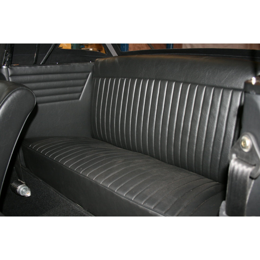 HERALD 13/60 CONVERTIBLE REAR SEAT COVERING KIT