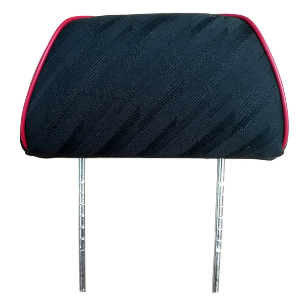 MINI COOPER LIGHTNING CLOTH TWIN POST HEADREST