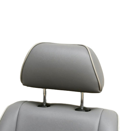 VW T4 SUFFOLK HEADREST..COMPLETE UNIT IN VINYL