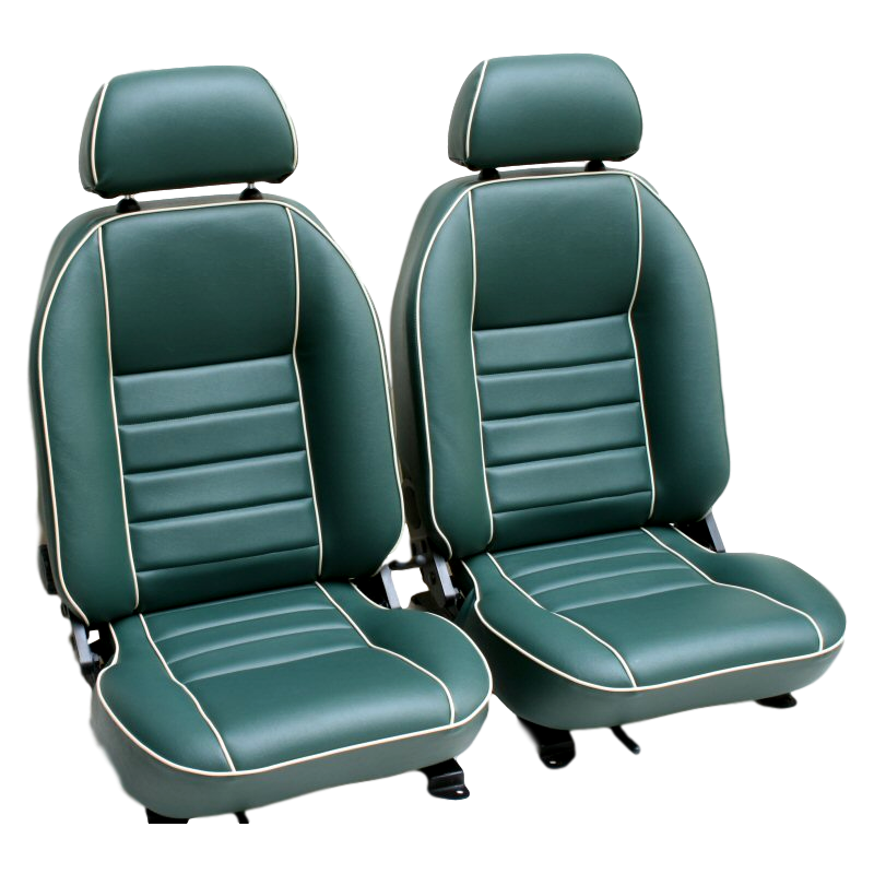 T4 SUFFOLK RECLINING SEAT (RH) VINYL - TO FIT BENCH SEAT
