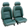 T4 SUFFOLK RECLINING SEAT (RH) VINYL - TO FIT SINGLE SEAT