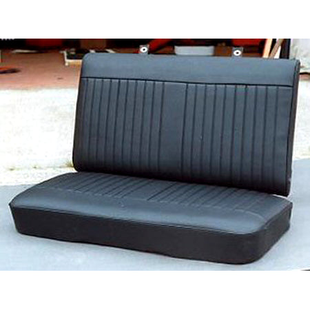 HERALD 1200 & 12/50 & VITESSE 6 REAR SALOON  SEAT COVER KIT 1961-67