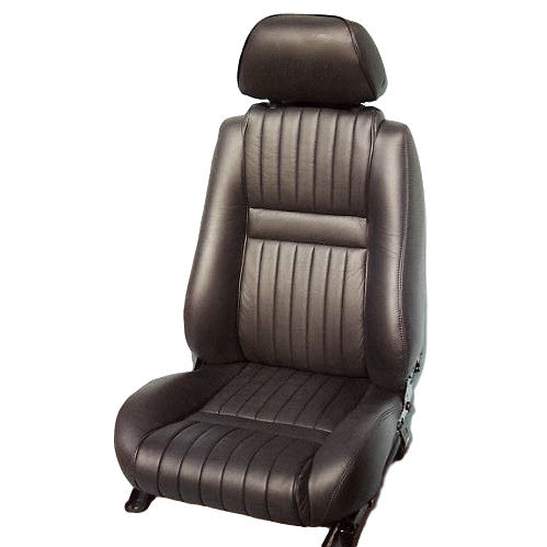 Leather -Front seat covering kit - MGF MK2