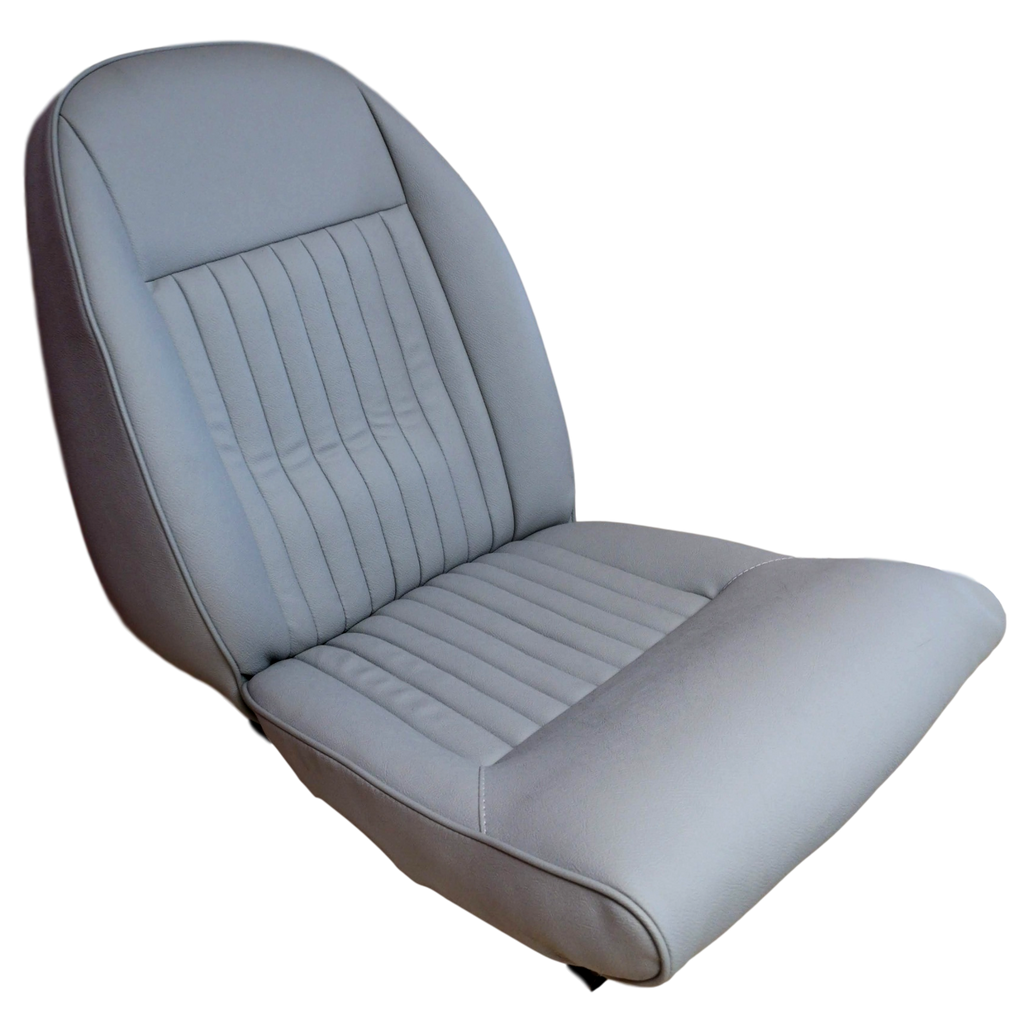 Spitfire MkIV 1970-1973 Leather Seat Cover Kit - No head-rests & Non-reclining