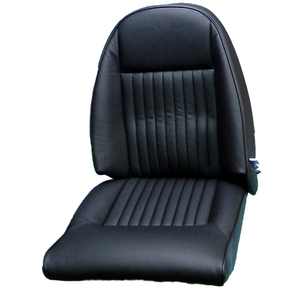 Spitfire 1500 leather seat covers- 1976-1980 (inc. head-rest covers)
