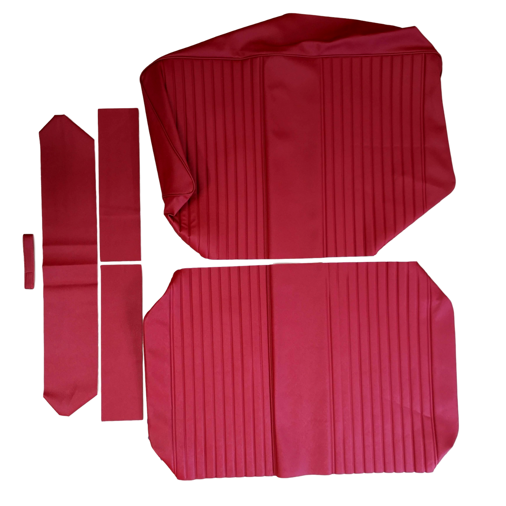 MKII TRAVELLER REAR SEAT COVER