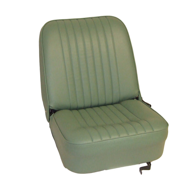 MINI MONTE CARLO SEAT COVER KIT - RECLINING FRONT SEATS WITH HEADRESTS