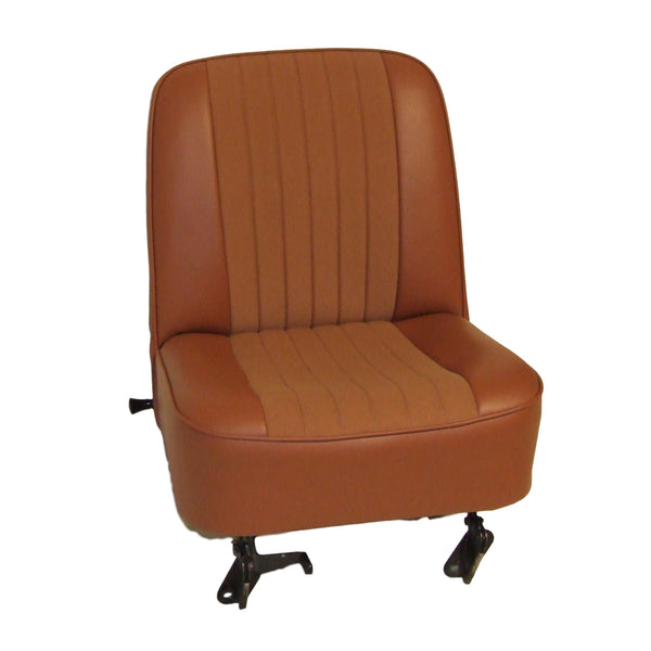 MINI MONTE CARLO CLOTH CENTRE SEAT COVER KIT - FIXED FRONT SEATS