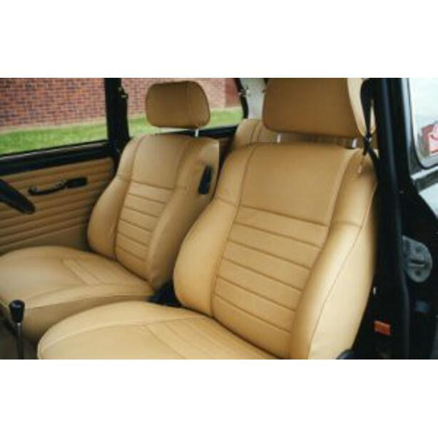1993-95 SALOON FRONT & REAR COVERS VINYL