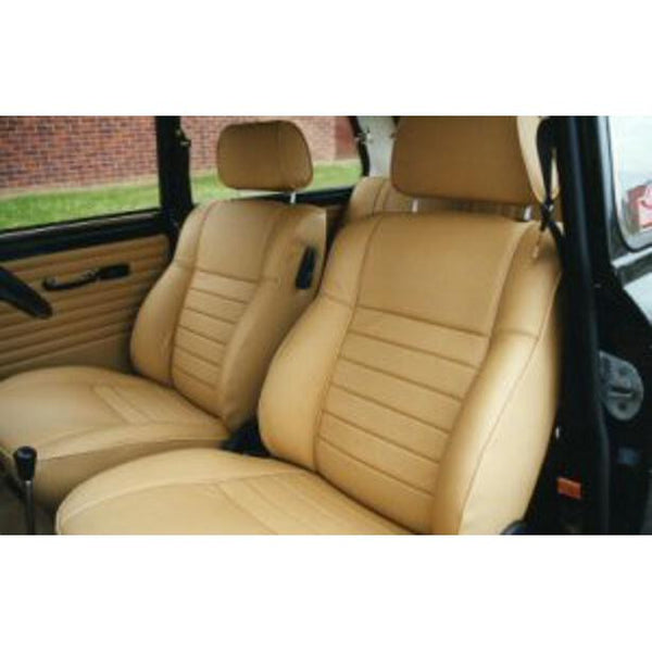1993-95 SALOON LEATHER FRONT & REAR COVERS