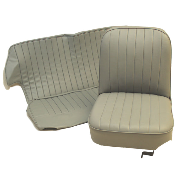 MKI SALOON FRONT & REAR SEAT KIT - EARLY STITCHED TYPE