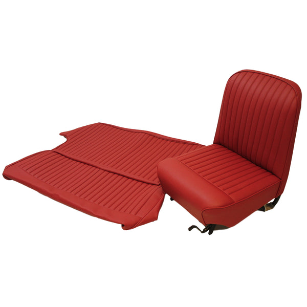 MKI SALOON FRONT & REAR SEAT COVER KIT- WELDED TYPE