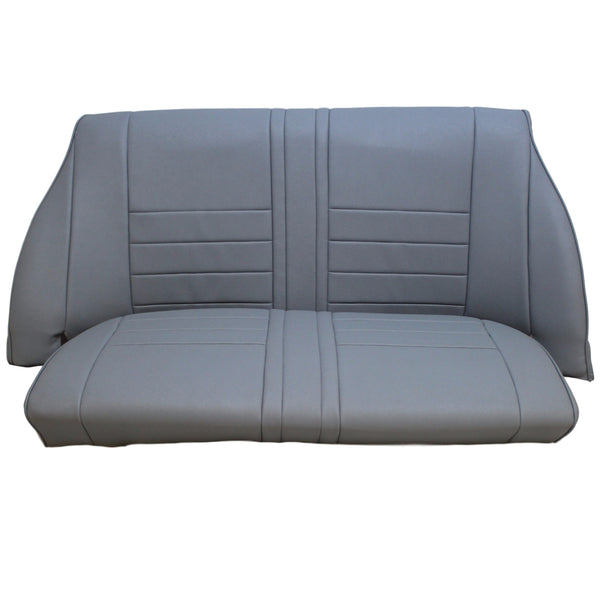 RILEY ELF/ WOLSELEY HORNET MK I & II REAR SEAT COVERING KIT