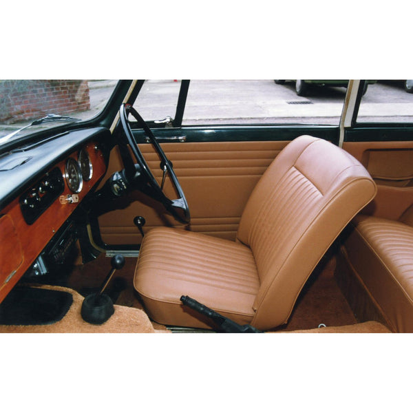 HERALD 13/60 FRONT SEAT COVERING KIT 1967-71