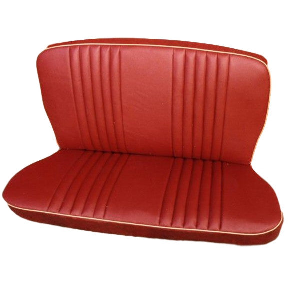 SERIES II REAR SEAT COVER KIT - VINYL 1953-56