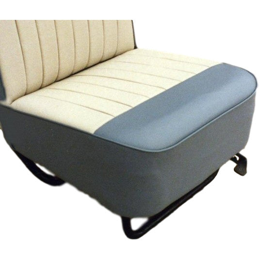 BASE SEAT COVER DUOTONE 1962-64 ALL MODELS
