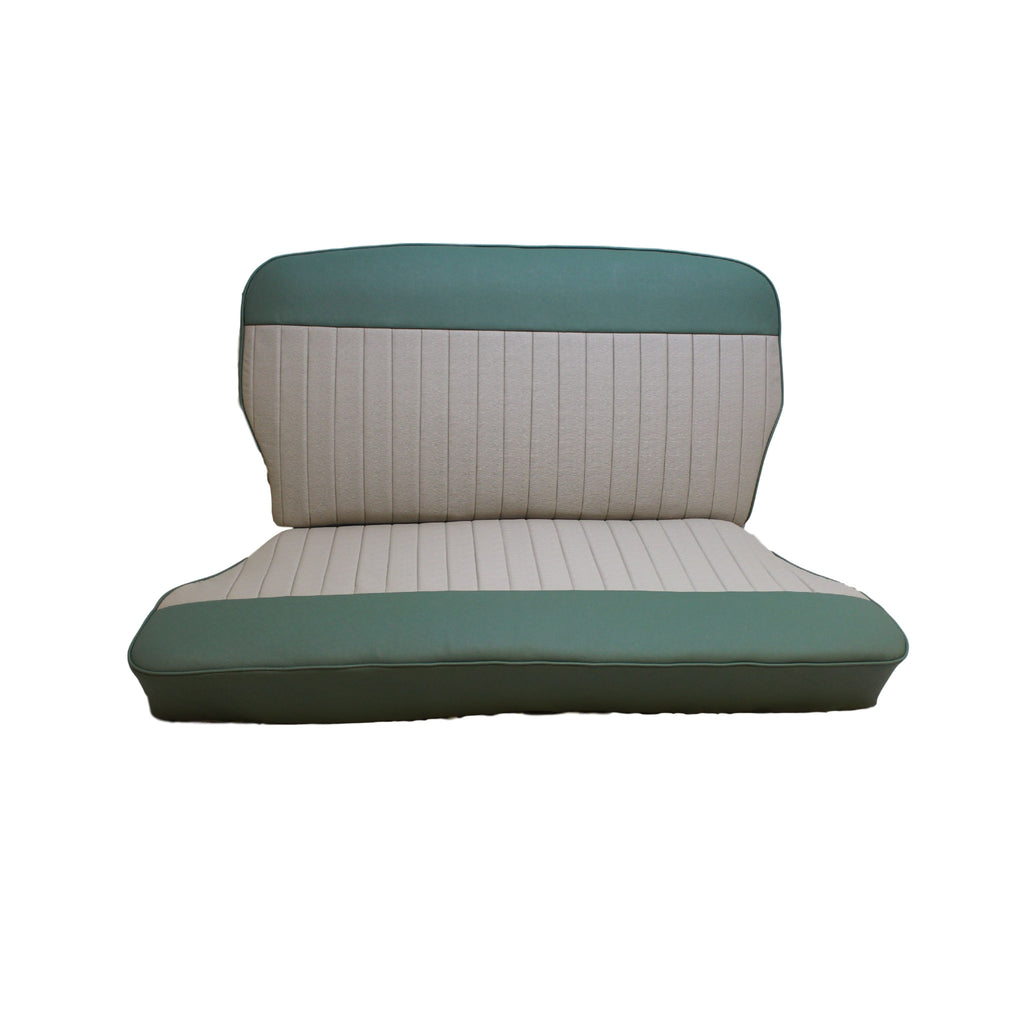 1962-64 DUOTONE REAR SEAT COVER KIT-TRAVELLER