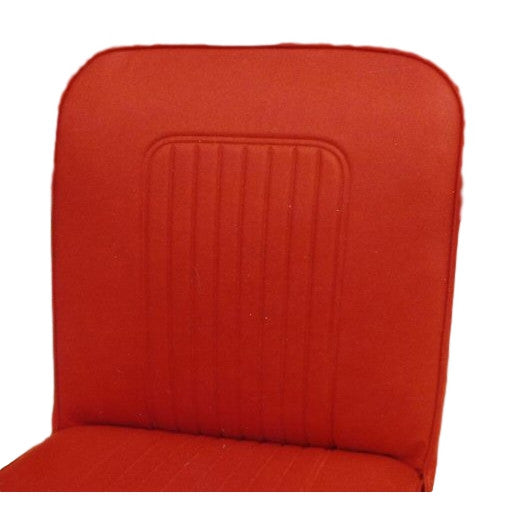 FRONT SEAT SQUAB COVER (FOLDING) 1964-71 - ALL MODELS