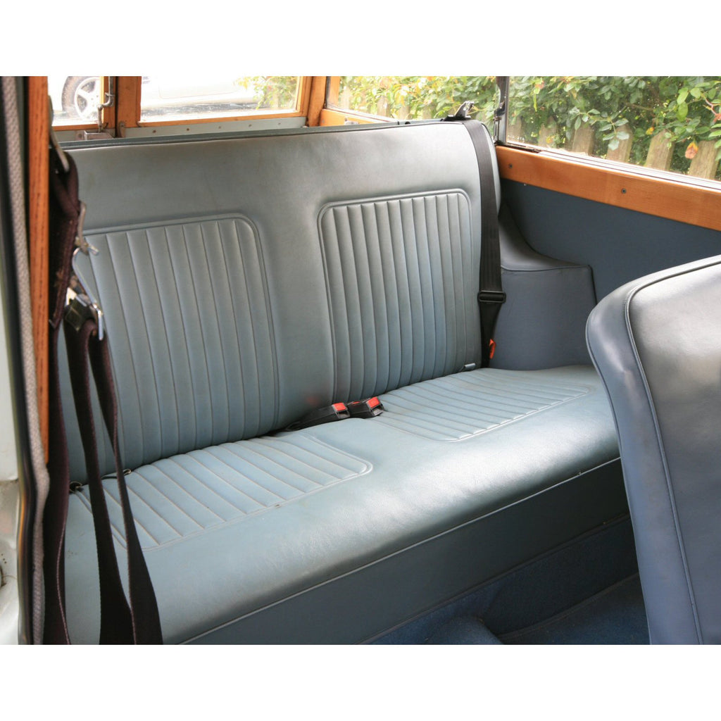 MINOR 2 door SALOON/CONVERTIBLE REAR SEAT COVER KIT 1964-71