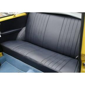 SUFFOLK VINYL REAR SEAT KIT TO FIT 2 DOOR/CONVERTIBLE 62-64