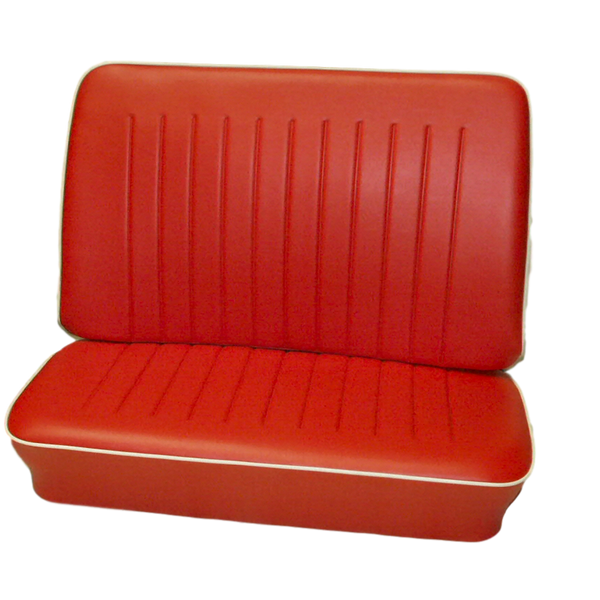 VW TYPE 2 1968-72 FRONT SEAT 2/3 BENCH COVER