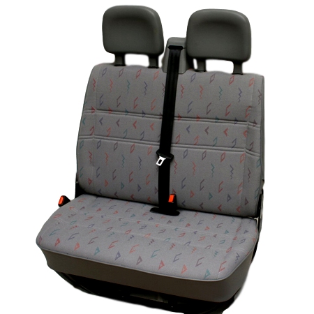 TYPE 4 SEAT KIT - BENCH SEAT IN ORIGINAL CLOTH