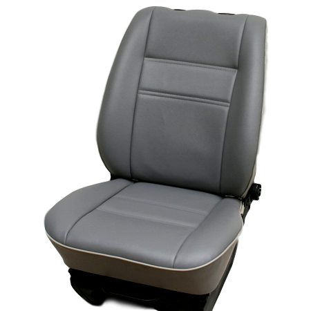 TYPE 4 FRONT SEAT COVER KIT IN VINYL