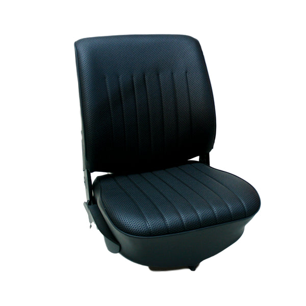BEETLE CABRIO 68-72 BASKETWEAVE FRONT & REAR SEAT COVERS (2 POINT)