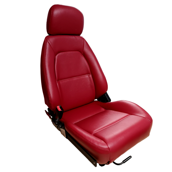 MX5 LATE MKI & MKII LEATHER SEAT COVERS
