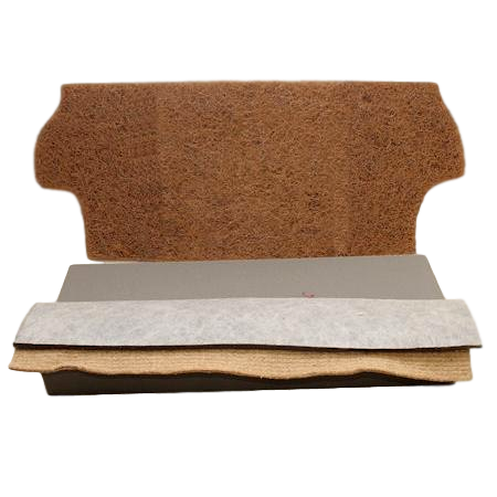 EARLY REAR SEAT FOAM & HORSE HAIR KIT