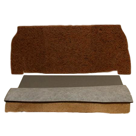 EARLY (1959-60)  REAR SEAT FOAM & HORSE HAIR PAD KIT