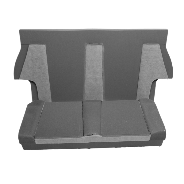INNOCENTI COOPER MKIII, 1300 & 1300 EXPORT REAR SEAT FOAM KIT