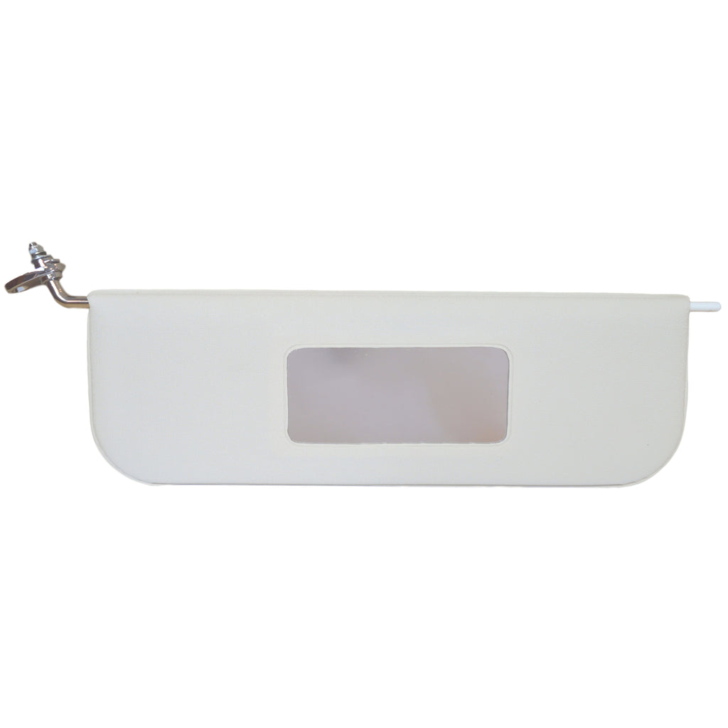 LATE SUNVISOR PAD-RHD-PASSENGER SIDE WITH MIRROR