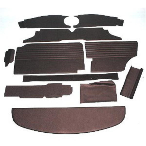 MKII OVAL SPEEDO INTERIOR PANEL KIT