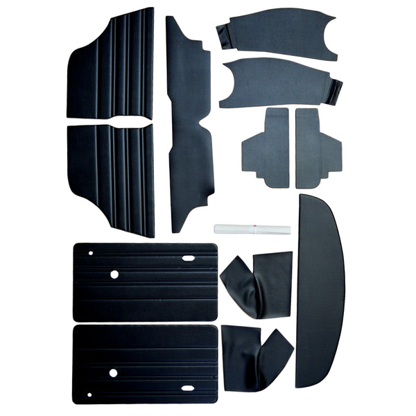 MKIII MINI 1000 & 1275 OVAL SPEEDO INTERIOR PANEL KIT (1973-76)