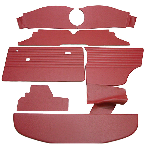 MONTE CARLO ROUND SPEEDO TRIM KIT (1973 ONWARDS)