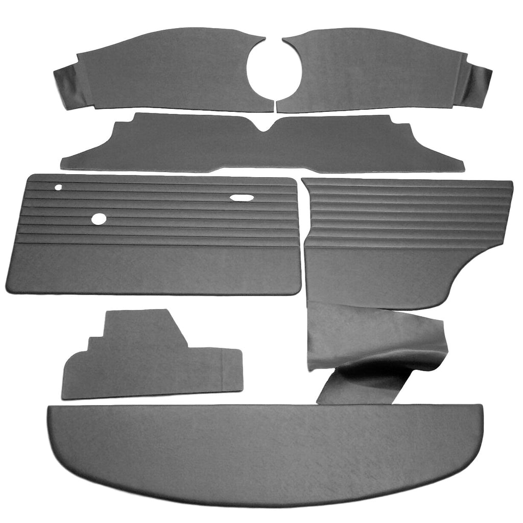 MONTE CARLO TRIM KIT - 12 PIECE-OVAL SPEEDO - 1970 ONWARDS