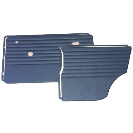 MONTE CARLO 4 PIECE SALOON PANEL KIT (1973 ONWARDS)