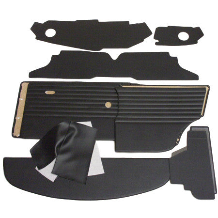 MONTE CARLO OFFSET RHD SPEEDO TRIM KIT (1973 ONWARDS)