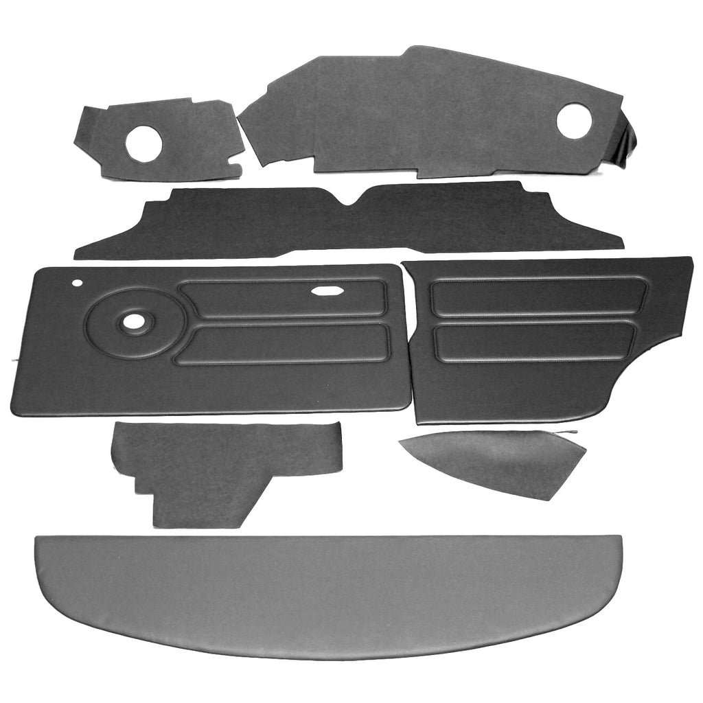 MINI CLUBMAN & SALOON RHD OFFSET SPEEDO INTERIOR PANEL KIT (1975 ONWARDS)