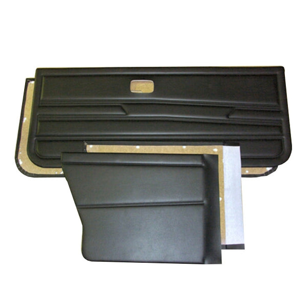 VW GOLF MK.I SALOON 4 PIECE TRIM PANEL KIT