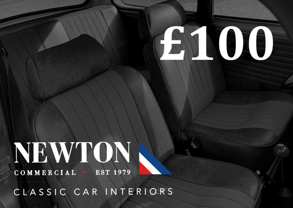 £100 NEWTON COMMERCIAL GIFT CARD