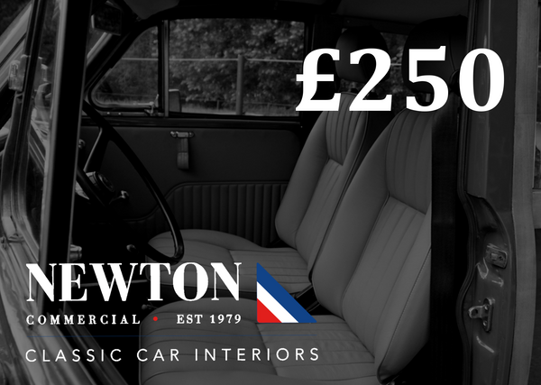 £250 NEWTON COMMERCIAL GIFT CARD