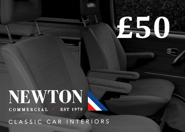 £50 NEWTON COMMERCIAL GIFT CARD