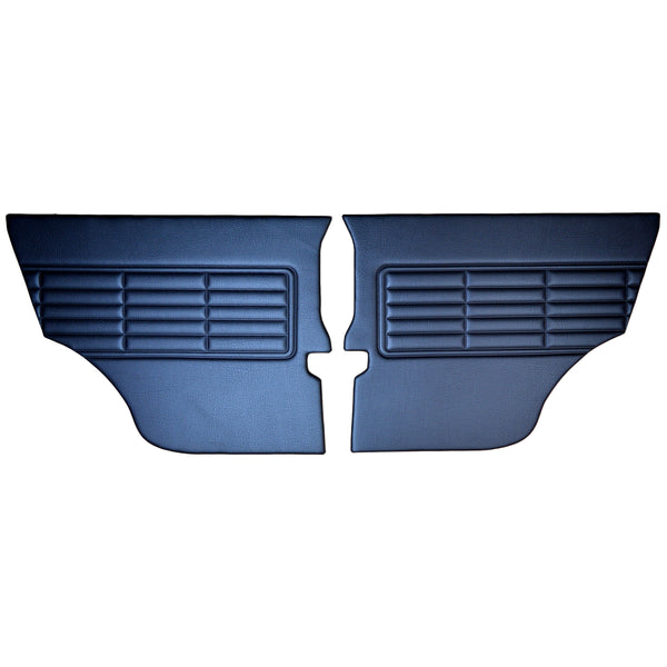 CLUBMAN SALOON PAIR OF REAR QUARTER PANELS (1970-73)