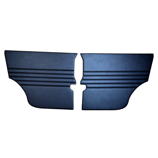 PAIR OF INNOCENTI REAR QUARTER PANELS - COOPER 1300 EXPORT