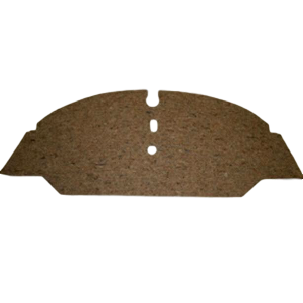 SPLIT SCREEN VAN 1961-67  UNDERFELT KIT CAB MAT