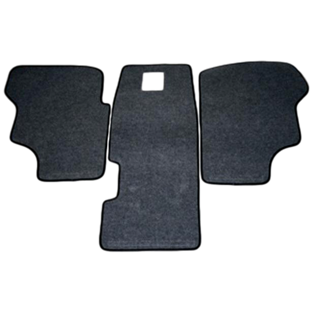 VW TYPE 25 LHD MANUAL PETROL ENGINE 3 PIECE OVERMAT SET