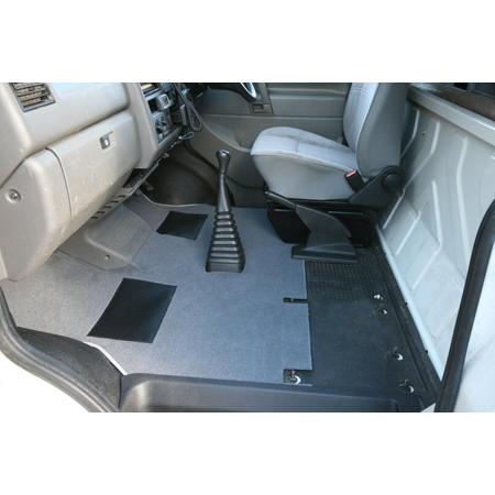 TYPE 4 LHD FRONT CAB CARPET